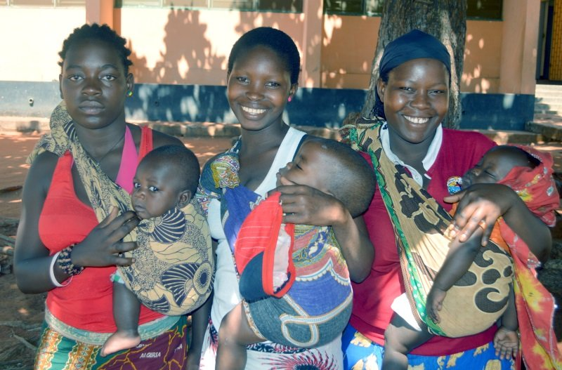 UNFPA ESARO | New Mozambique program for girls, young women