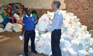 Supporting Burundian refugees